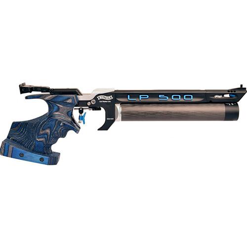 Walther LP500 EXPERT M-Trigger BLUE ANGEL
