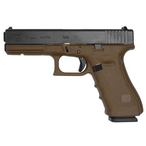 Glock Model: 17 GEN4 FDE