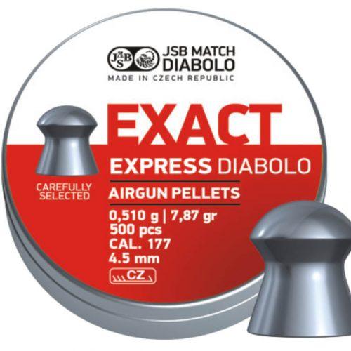 JSB – Exact Express 4,52