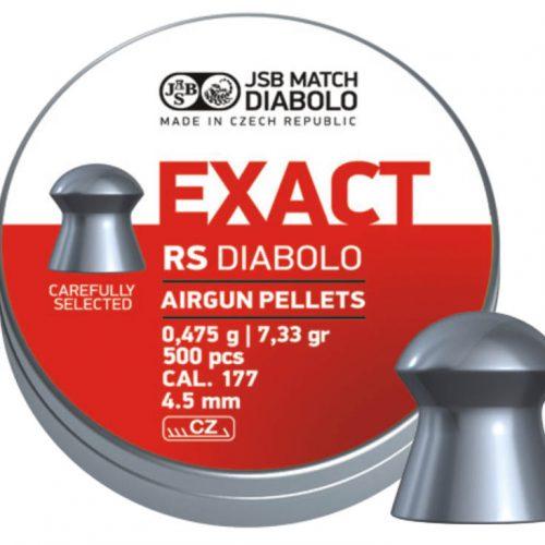 JSB – Exact RS4,52