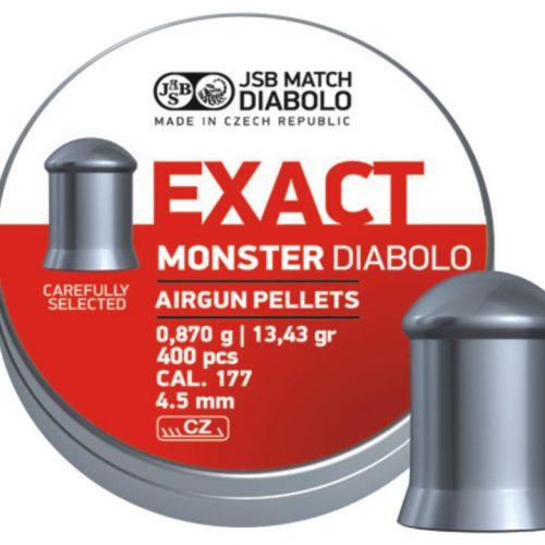 JSB Exact Monster 4,52mm 8,87g/13,43gr