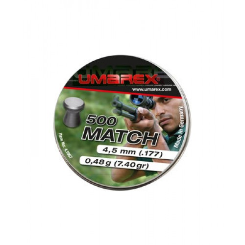 Umarex Match gladek 0,48g/4,5mm