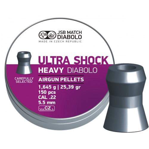 Ultra Shock Heavy 5,5mm