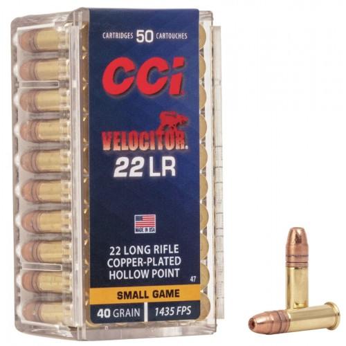 CCI Velocitor .22lr