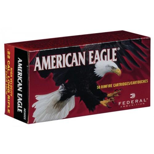 Federal American Eagle .22lr