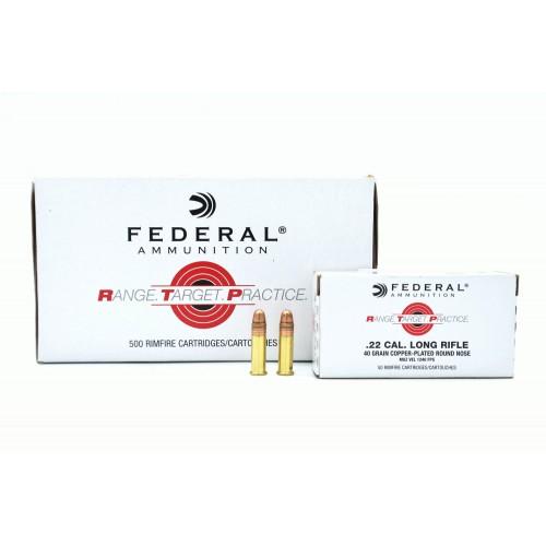 Federal Target Practic .22lr