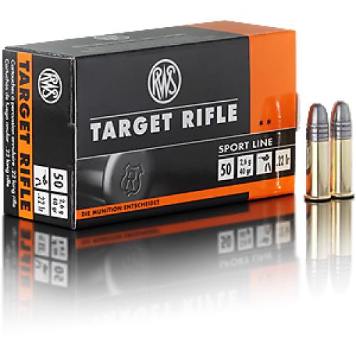 RWS Target Rifle .22lr