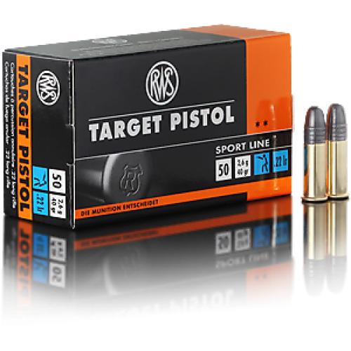 RWS Target Pistol .22lr