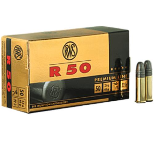 RWS R50 .22lr